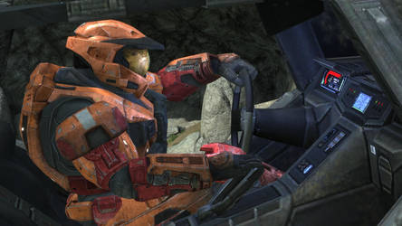 Red Team - Pvt. Dexter Grif by Josky