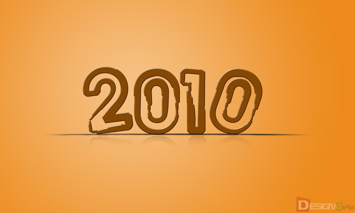 Cool 2010 Wallpaper by psadap