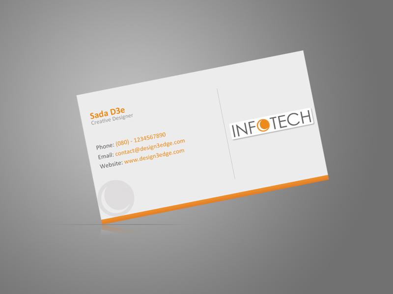 Clean business card by psadap on deviantart clean business card by psadap colourmoves