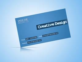 Creative Designer Card by psadap