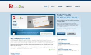 Elegant Business HTML Template by psadap