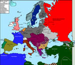 Central Powers Victory Europe