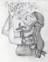 magical princess by zelda-Freak91