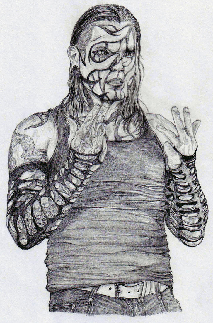 wwe coloring pages jeff hardy - the gallery for wwe drawings of jeff hardy