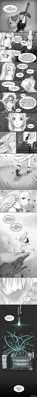 Zelda: broken - 6 by zelda-Freak91