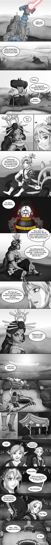 Zelda: Heart of a Champion - 1