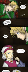 Time's travel: Conquer your fear - 3 by zelda-Freak91