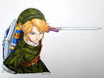 Sword and Master by zelda-Freak91