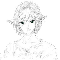 Zelda BotW2 - scribble by zelda-Freak91
