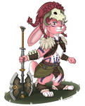 Barbarian Bunny