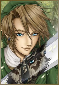 #sixfanart Zelda Special - Link