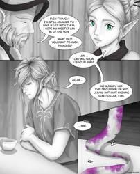 Zelda Comic: Sprout Of Hope - 36
