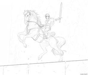 Victory - sketch