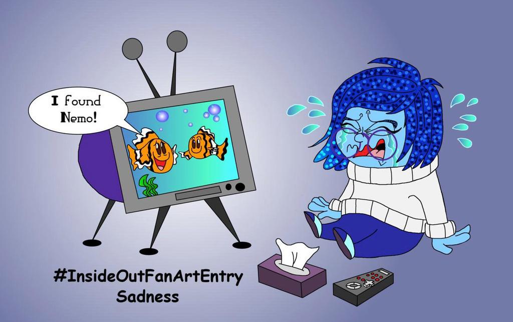 Sadness By Pavementartist On DeviantArt