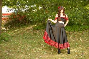 fem! Spain Flamenco Cosplay #2 by PinkFluffyKitchicorn