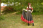 fem! Spain Flamenco Cosplay #2