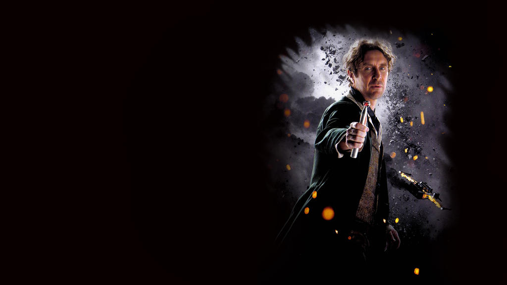 Day of the Doctor Wallpaper - 8th Doctor by Cookie-of-Awesome ...