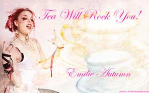 Emilie Autumn: Tea Will Rock You! by mina-D