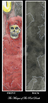 Bookmark: The Masque of The Red Death