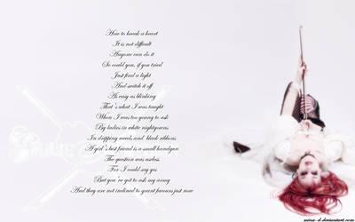 Emilie Autumn Wallpaper: How To Break a Heart