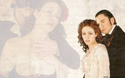 POTO Wallpaper: The Ghost's Love Story