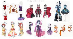 Fashion Design by Paskhalidi