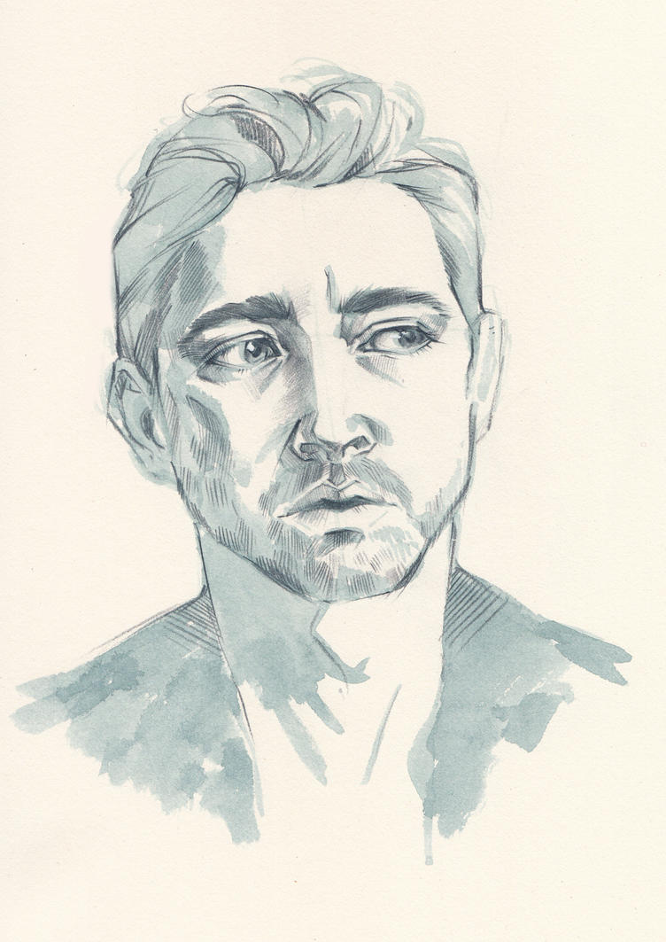 Lee Pace by Paskhalidi