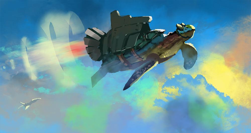 Mach 9 by bungyx