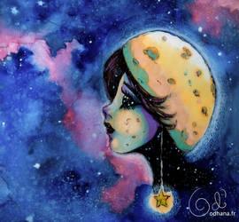 Lunenette by Odhana