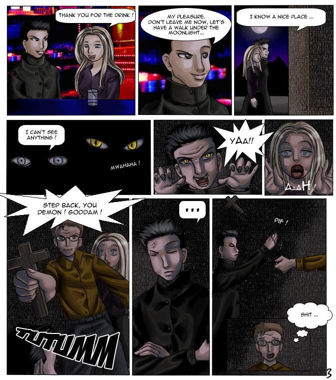 Nat not so vampire slayer p.3 by Odhana