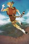 Serval Thief
