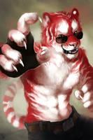 Eye of the Tiger by malikaa