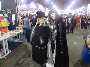 Sebas-chan and Undertaker