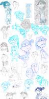 Doodles: Ed Edd n Eddy