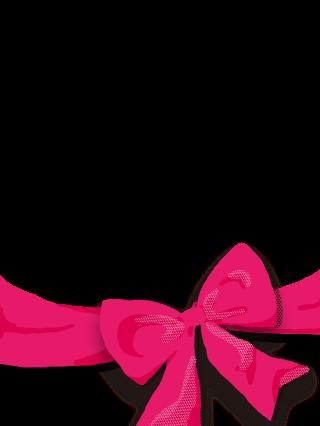 Pink Ribbon Frame by TheKarinaz on DeviantArt