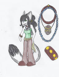 anthro adopt (SOLD) by Planthearth4u