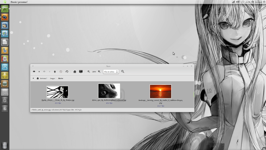 Unity Desktop by Fedo64