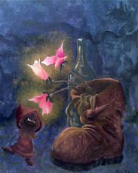 Magic Mushroom? by VenGethenian