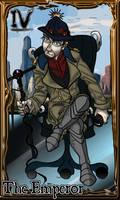 TGWTG Tarot - The Emperor