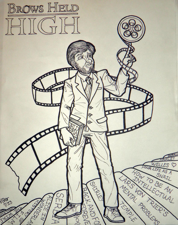 BHH Poster Lines by VenGethenian