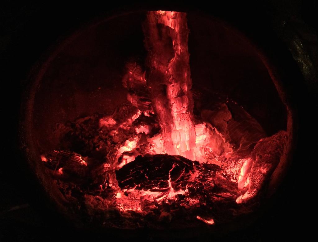 Autumn Fire by VenGethenian