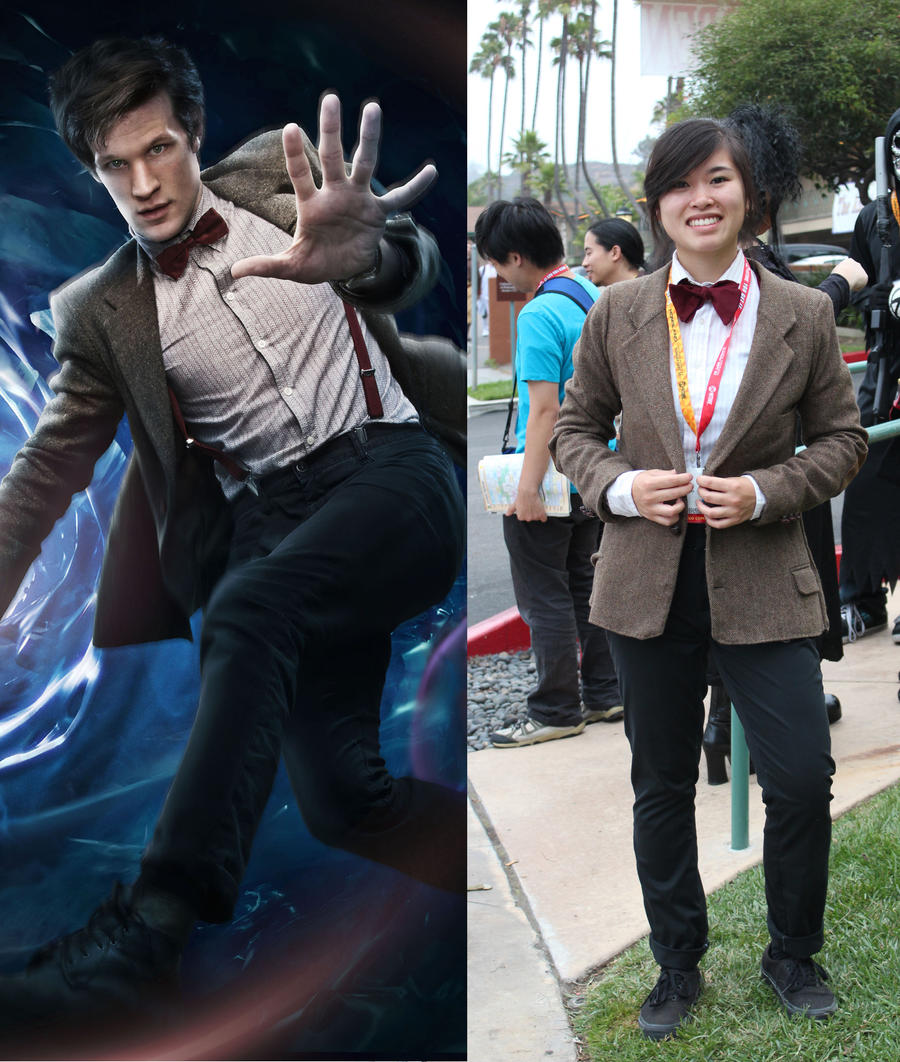 File:WonderCon 2012 - Doctor Who cosplay girls (7019315763 ...  Doctor Who Cosplay