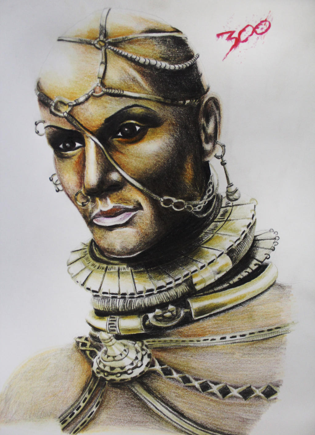 The God's King Xerxes I of Persia by Gutter1333 on DeviantArt