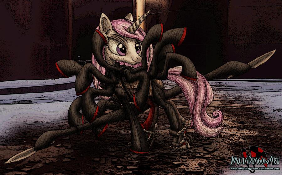 Pony Gear Rising - Fleur De Lis by MetaDragonArt