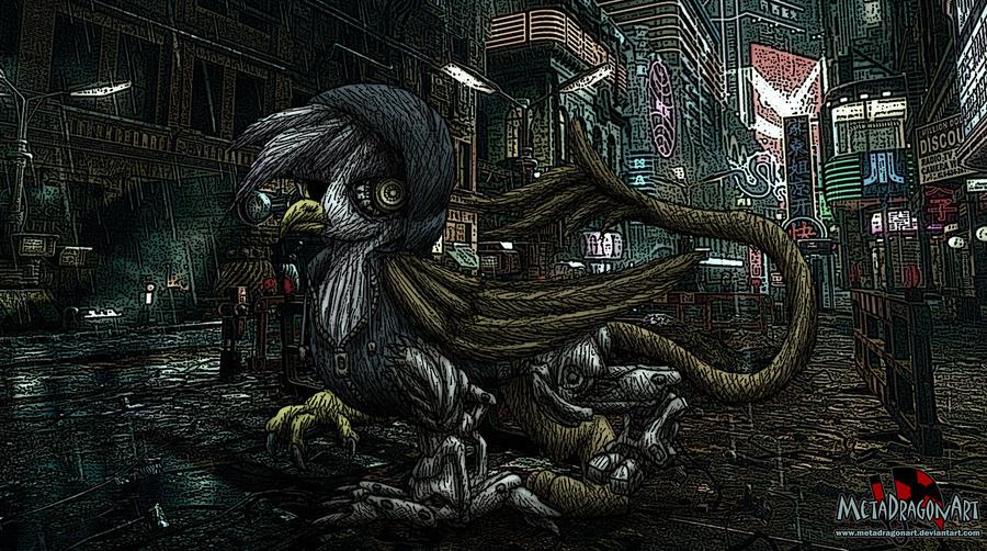 Cyberpunk Gilda