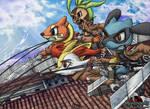 Shingeki no Pokemon (Attack on Pokemon)