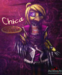 Chica the Waitress