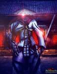 the cyborg samurai