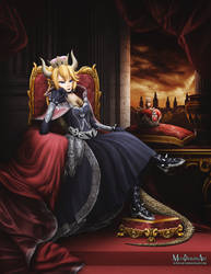 Her Royal Highness, The Princess Bowsette