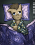 Dr whooves in bed_insomnia